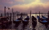 Cosa Vedere A Venezia Imbrunire Con Gondole