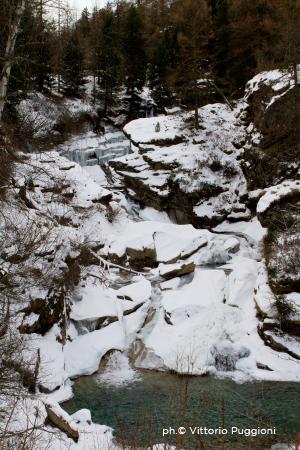 cascate di Lillaz