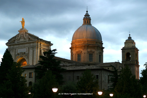 Assisi, chiesa di Santa Maria degli Angeli