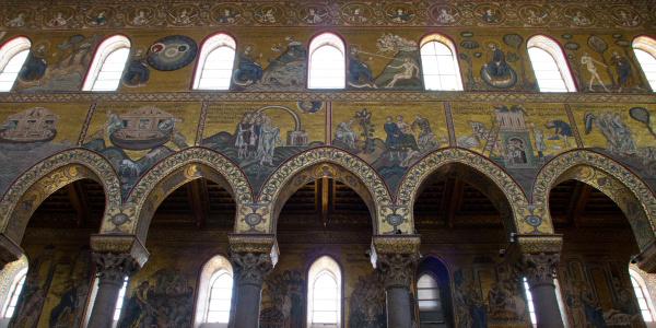 Cattedrale di Monreale e Cappella Palatina a Palermo