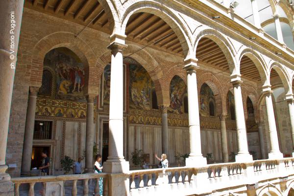 Cappella Palatina a Palermo