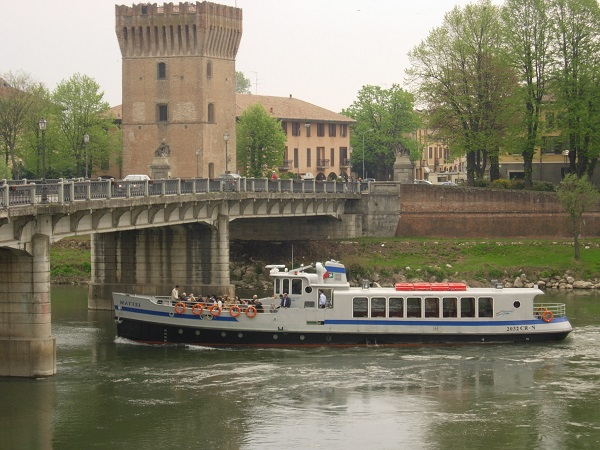 ponte dei Santi a Pizzighettone