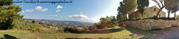 Valle del San Lorenzo - S. Antonio Abate a Costarainera