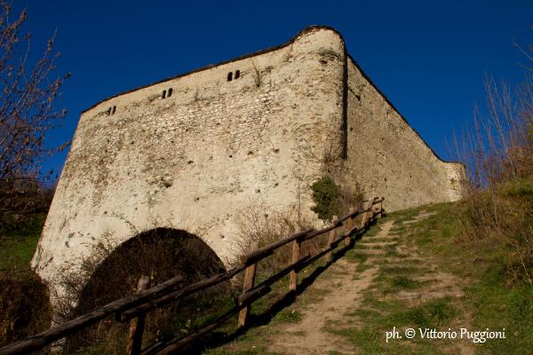 Escursione al ponte acquedotto del ru pr v t buon for Il territorio dell architettura vittorio gregotti