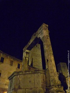 Antica Cisterna della Piazza a San Gimignano