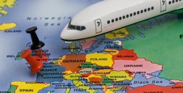 volare in Europa