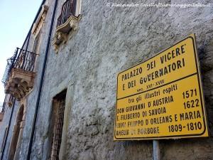 Milazzo Palazzo Vicerè al Borgo Antico