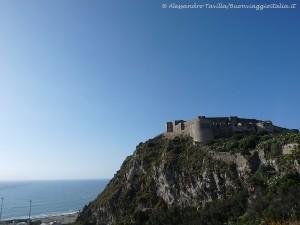 Milazzo Castello sul promontorio