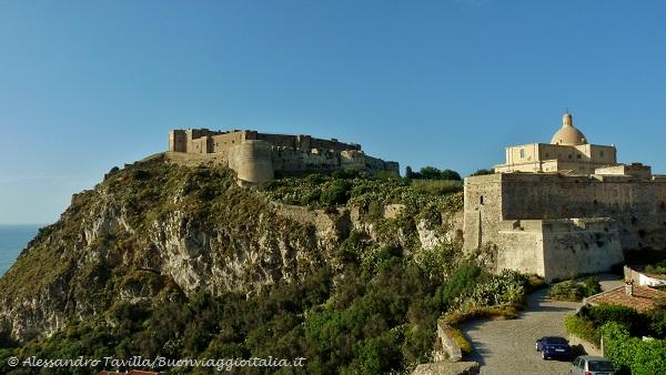 Castello di Milazzo e Borgo Antico
