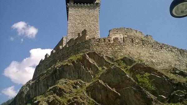 trenino dei castelli