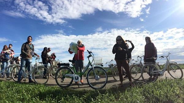 turismo sostenibile Delta del Po