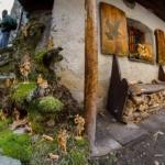 Presepi in Piemonte - Borgata dei Presepi Parco Nazionale del Gran Paradiso