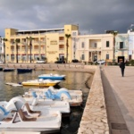 itinerario in Salento porto Cesareo