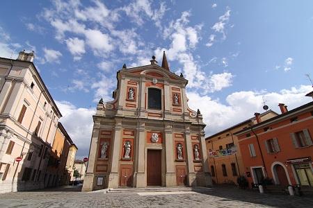 Pieve di Cento chiesa