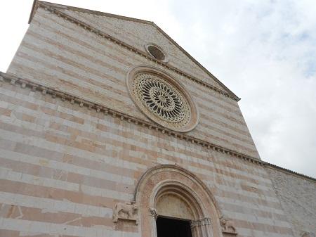 Assisi, Basilica di S. Chiara