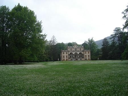 A Lucca la Villa Mansi