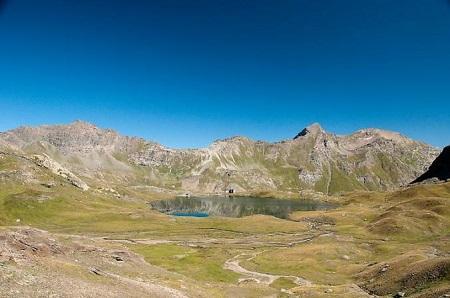 Itinerari per il lago Miserin