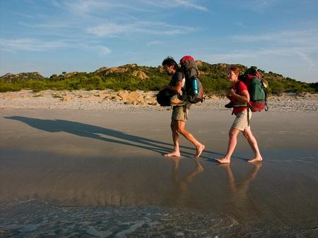 Sardegna a piedi racconto