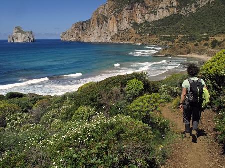 Sardegna a piedi guida