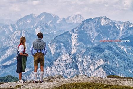 Alpi Giulie Monte Santo di Lussari