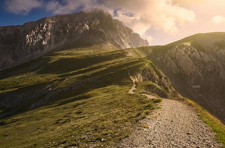 Abruzzo paesaggio