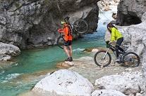 Bike nelle Dolomiti friulane