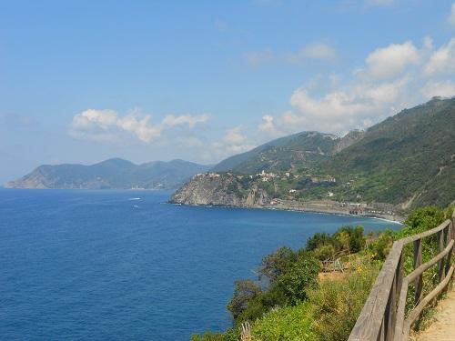 Passeggiata panoramica alle Cinque Terre