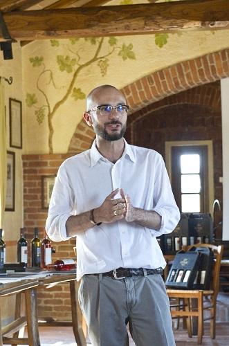 Diego Bosoni alle Cinque Terre