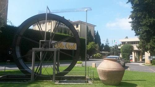 Imperia museo olio