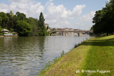 Parco del Po a Torino