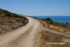 Punta Bianca in Sicilia