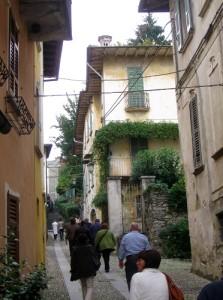 Orta San Giulio stradina