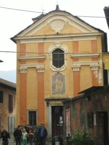 Orta San Giulio - Chiesa di S.Rocco
