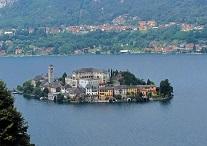 Orta San Giulio, Isola nel Lago d'Orta