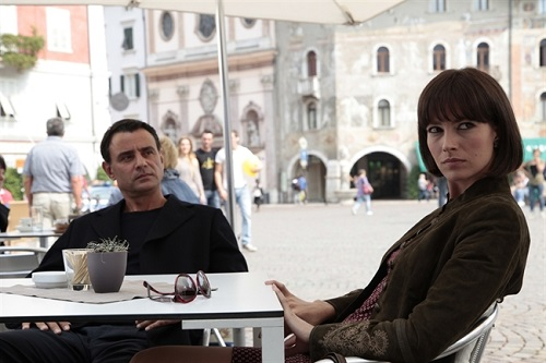 Vinodentro film in Trentino - Piazza Duomo