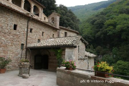 Assisi, l'Eremo delle Carceri
