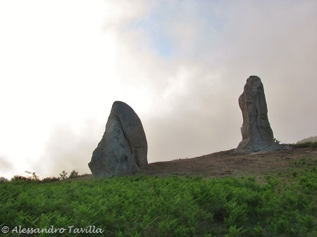 Megaliti dell'Argimusco - Virilità e femminilità