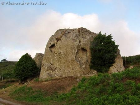 Megaliti Argimusco - Mammut