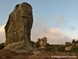 Megaliti dell'Argimusco, rocce millenarie