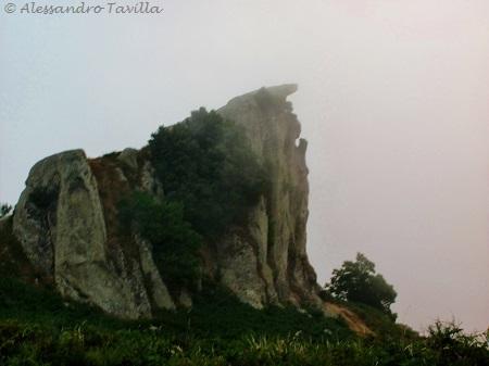 Megaliti dell'Argimusco, la Donna Orante