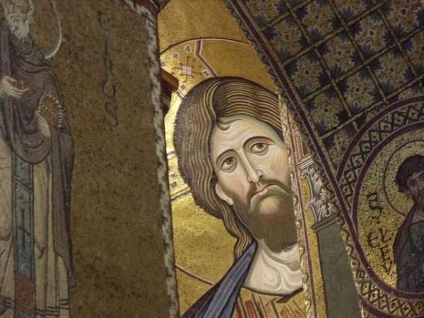 Gal Golfo di Castellammare - Cristo Pantocratore a Monreale