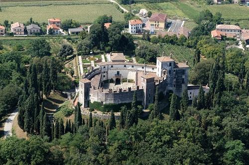 Castello Grimani-Sorlini in Terra Berica