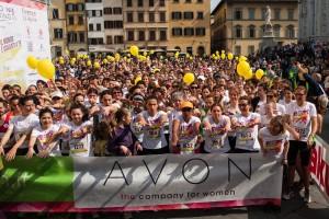 avon running tour Firenze 2014