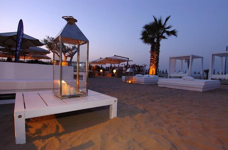 Cervia, Fantini beach