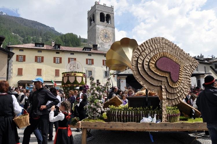 Pasqua in Valtellina