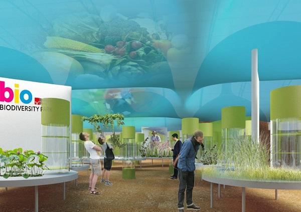 Parco della Biodiversità ad Expo 2015
