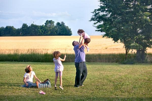 Vacanze per la famiglia