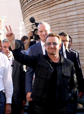 Bono ad Expo