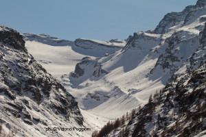 Trekking ghiacciao Grand Etret
