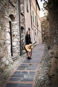 Chiara Ragnini a Lingueglietta